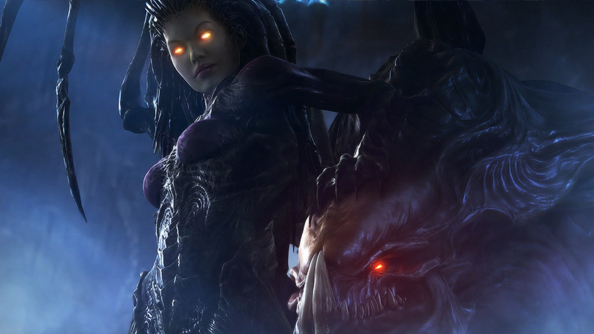 Starcraft II Heart of the Swarm beta goes live