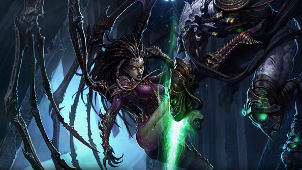 "Blizzard ""looking at"" the possibility of Starcraft II multiplayer going free to play"