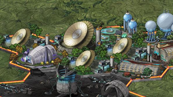 Arcen announce Stars Beyond Reach, a bonkers-sounding sci-fi 4X