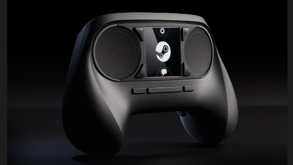 Valve's Steam Controller can now be pre-ordered on Steam
