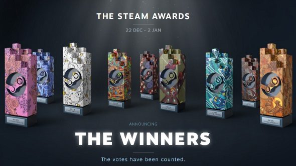 Steam Awards 2016 winners