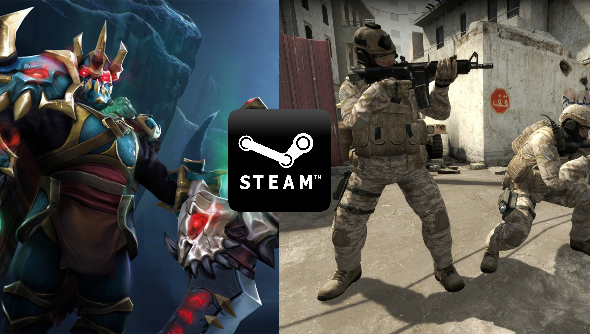 Dota 2 and Counter-Strike: Global Offensive are bigger than