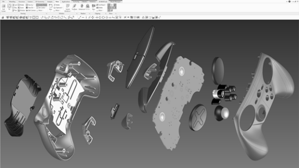 Mod your Steam Controller with Valve's newly released CAD geometry
