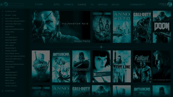 """Steam's incoming overhaul adds a """"rich display of content"""" to"""