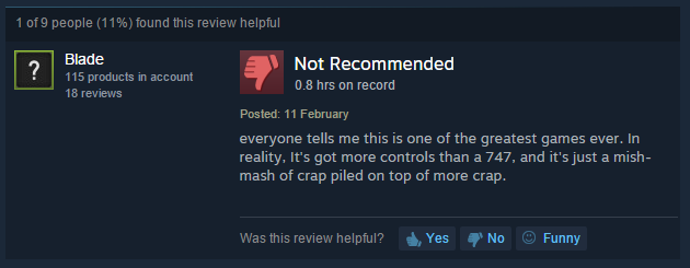 User reviews System Shock 2
