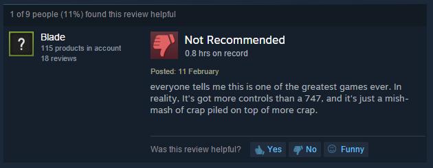 User reviews System Shock 2