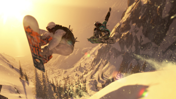 Steep open world