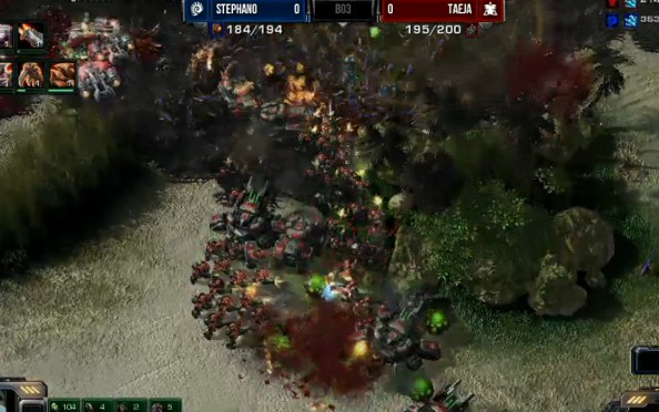 Evil Geniuses-Team Liquid play KT Rolster tonight in StarCraft 2 Proleague round 2