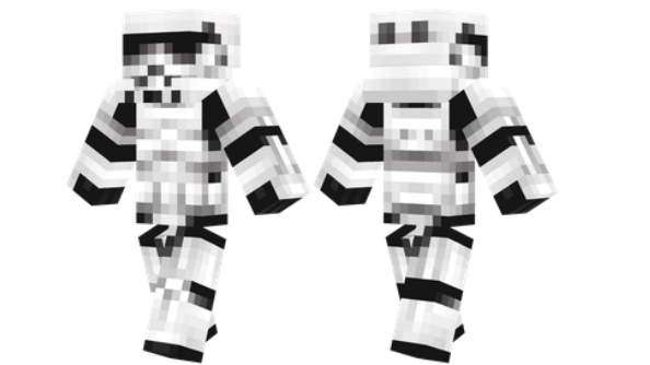 best minecraft skins Stormtrooper