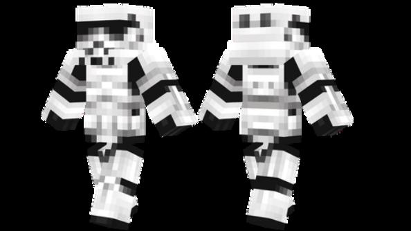 Summary -> The Best Minecraft Skins Pcgamesn