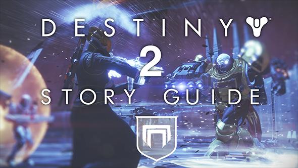 Destiny 2 story guide