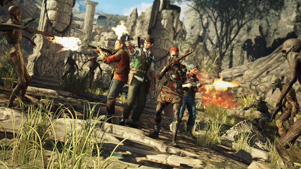 Strange Brigade, the new shooter from Sniper Elite devs, will launch this summer