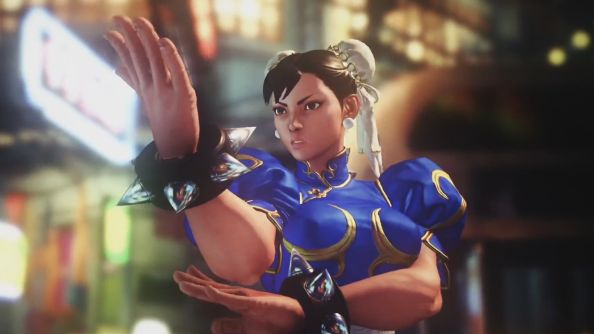 Street Fighter V will feature cross platform play between the PC and PS4