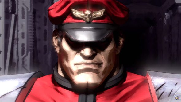Street Fighter 5 CG trailer