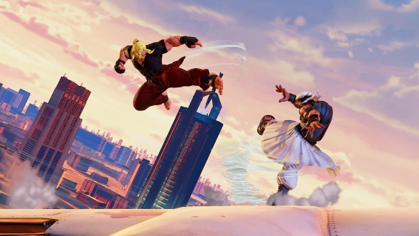 Capcom are cracking down on the Street Fighter V modding
