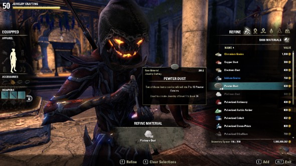 how to start profession eso