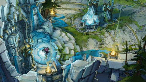 League of Legends Summoner's rift