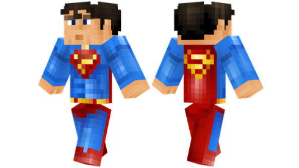best minecraft skins Superman