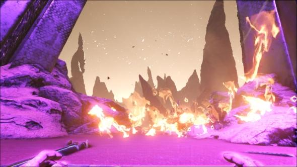 Ark: Aberration tips surface lava