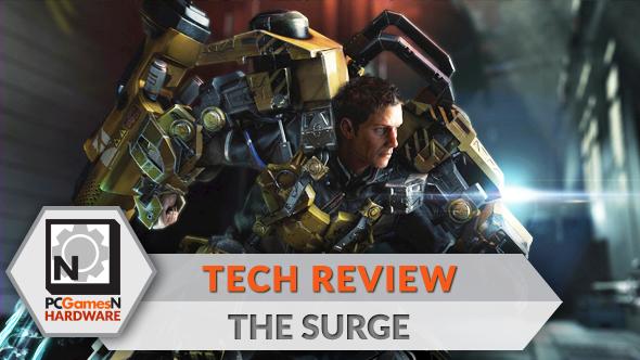 The Surge PC performance