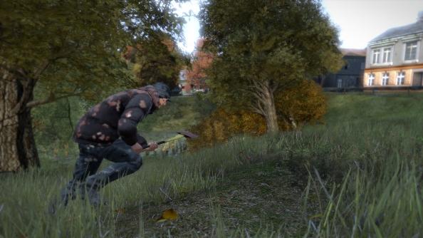 Survival games DayZ