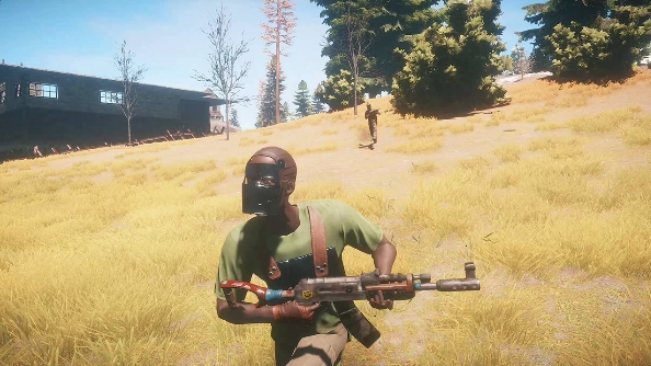 Survival games Rust