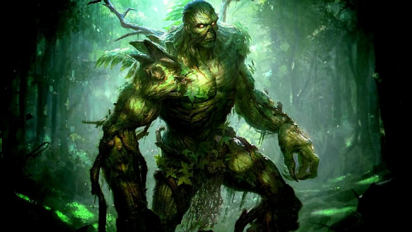 Swamp Thing sprouts into Infinite Crisis