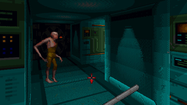 System Shock Remastered gets a suitably atmospheric pre-alpha gameplay trailer
