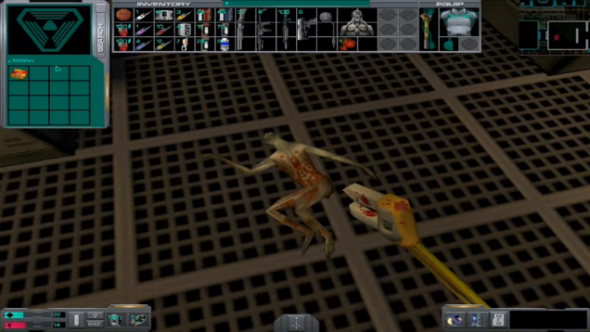 Scary games system shock 2 monkeys