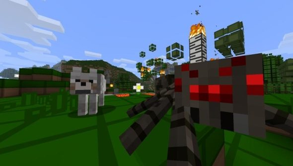 The Best Minecraft Texture Packs PCGamesN - Skin para minecraft 1 8 browse