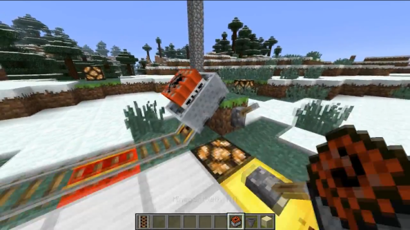 Minecraft snapshot 13w02b addresses bugs with yesterday's release