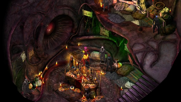 Torment: Tides of Numenera feels just like its 1999 ancestor - totally different