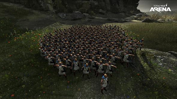 Greek archers