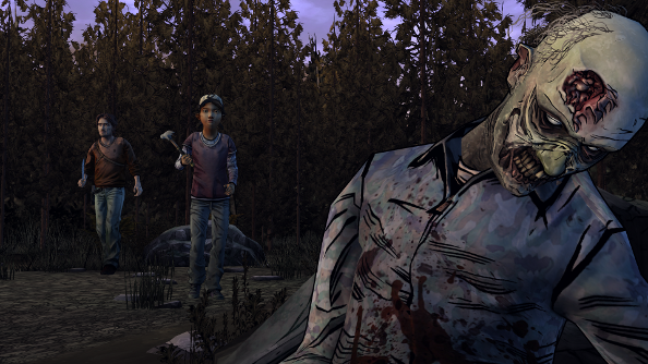 The Walking Dead Season 2: A House Divided PC review