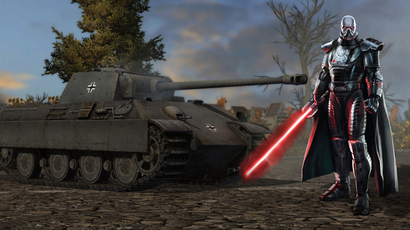 "Wargaming CEO takes aim at Star Wars: The Old Republic and subscription MMO's: ""It's dying"""