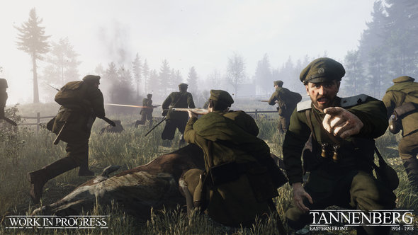 Tired of BF1? Tannenberg offers the Eastern Front