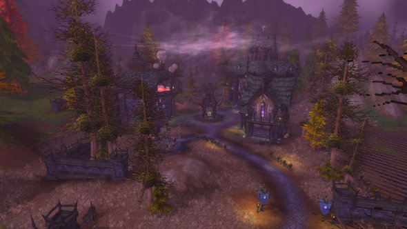World of Warcraft Tarren Mill Soutshore