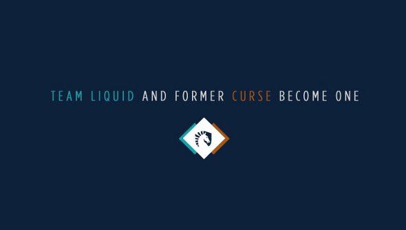 Team Liquid and the former Curse eSports organization announce merger