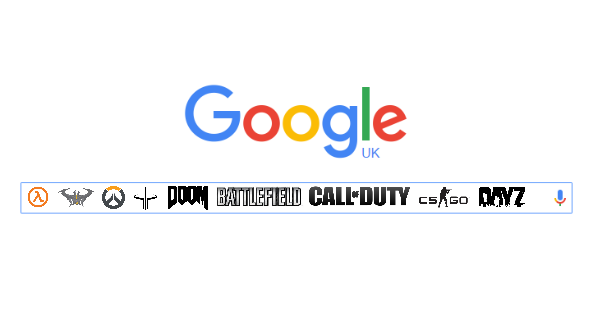Google Autocomplete games