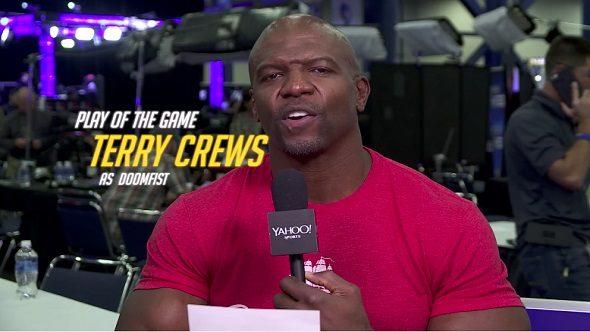 Terry Crews Doomfist