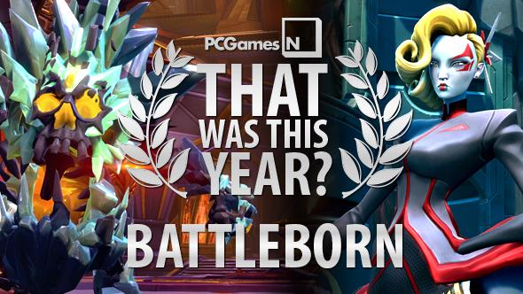 GOTY 2016 that was this year - Battleborn