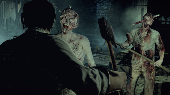 The Evil Within Hands-on: like a funfair House of Horrors
