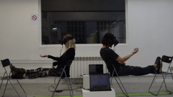 See people change gender thanks to the power of Oculus Rift