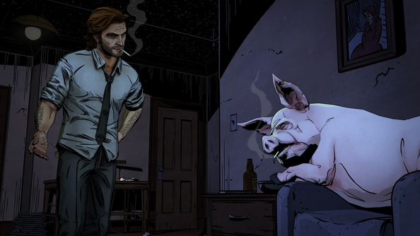 The Best PC Games Of PCGamesN - The wolf among us road map