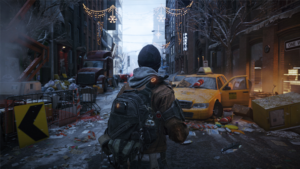 The Division PC release not ruled out, says Ubisoft