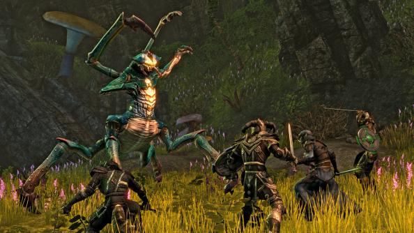 The Elder Scrolls Online Monster