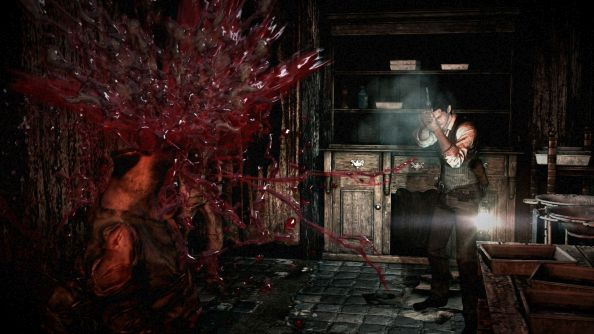 The Evil Within Splat