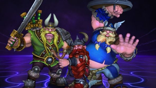 The Lost Viking Heroes of the Storm