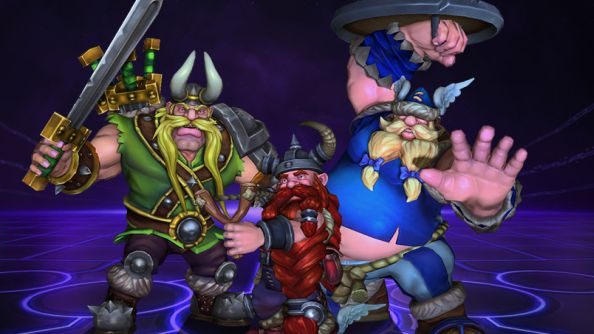 The Lost Vikings plunder Heroes of the Storm in new beta update