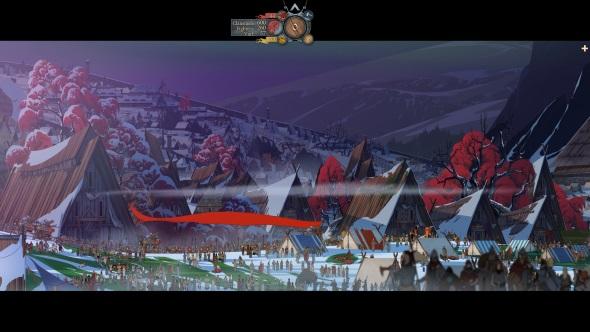 The Banner Saga 3 travel